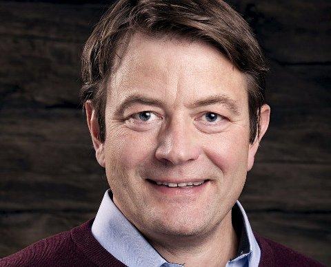 Rammene økes: Direktør i Kulturminnefondet, Simen Bjørgen, mener dette vil føre til at flere kan få økonomisk støtte. Foto: Pressebilde