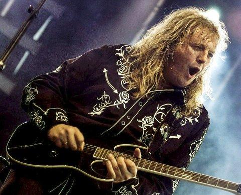 Tilbake: Dream Police gjør eksklusiv reunion-konsert på Larvik Gitar Festival.
