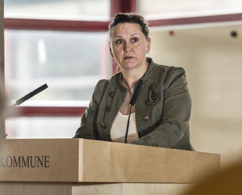 Hilde Rønningsen blir SVs ordførerkandidat.