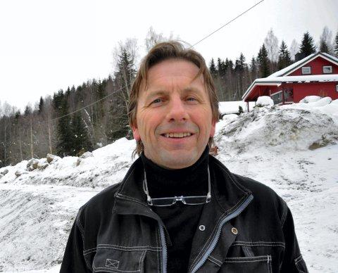 E-skatt: Helge Vestheims eiendom er endret fra landbruks- til boligeiendom