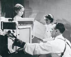 På sykehus: Bildet er hentet fra filmen.
