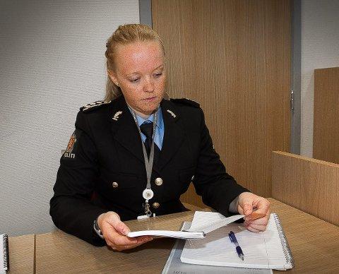 – KREVENDE etterforsking: Politiadvokat Line Thorsberg.
