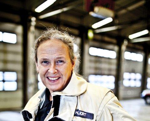 BRANNSJEF: Anne Hjort ønsker at noen av hennes ansatte skal få tilgang på det kommunale fagsystemet som inneholder personsensitive opplysninger.