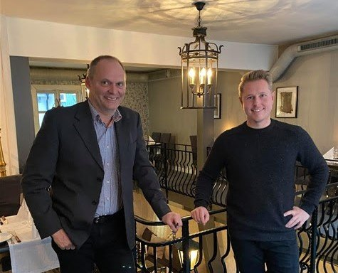 MasterChef vinner Truls Torp Karlsen «tar over» restauranten Lady og Landstrykeren 12. og 13. februar.