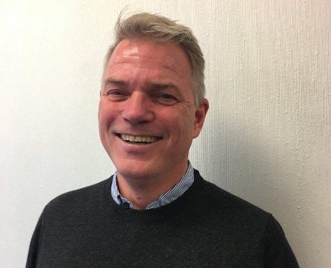 Arnt-Willy Hjelle er utviklingssjef for Miljø og logistikk i Fretex.