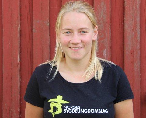 Inger Johanne Brandsrud, som kommer fra Hærland i Eidsberg, mener helsetilbudet til unge på bygda er for dårlig.