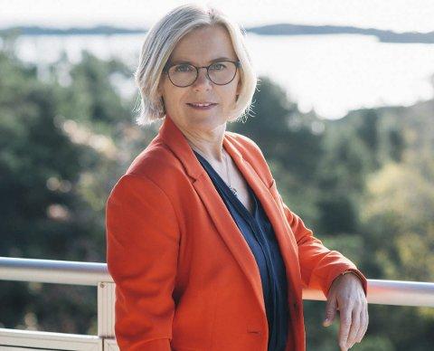 KRITISK: Ada Sofie Austegard er kritisk til hvordan kriseteam fungerer og ikke er til hjelp. – Dette er en viktig debatt som kommunene må ta, mener hun.