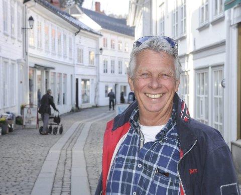 Jan Wilhelm Nævestad kjemper for det han har kjært, og denne gangen var det et koronatrygt 06-tog han prøvde å stable på beina.