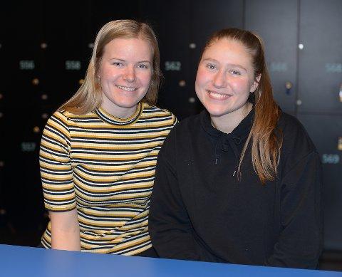 Elida Rugsveen og Frida Bondø intervjuet forfatter Sonja Nyegaard, med hennes bok Mørket er et mirakel.