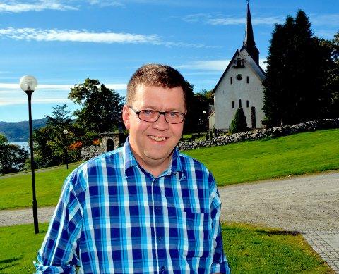 Jon N. Eikrem, 1. kandidat for Tingvoll Venstre