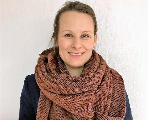 Inger Helene Hagen Sira er Høyres toppkandidat.