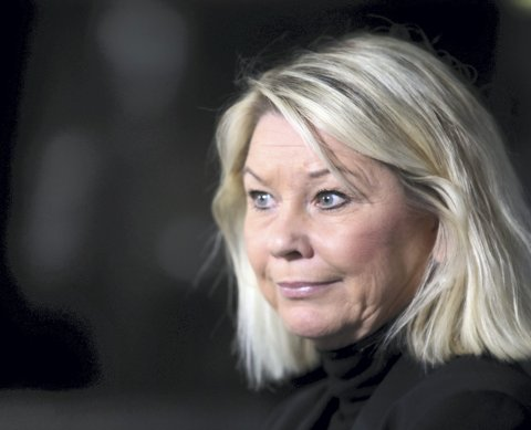 LYS: Monica Mæland fremstår klar og tydelig. Det gjør henne glad når hun får                               høre det. – Det varmer veldig. Men jeg er født i Bergen og der er vi jo direkte og tydelige, sine hun. FOTO: NTB Scanpix