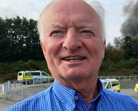 Prosjektleder Tor Geir Espedal