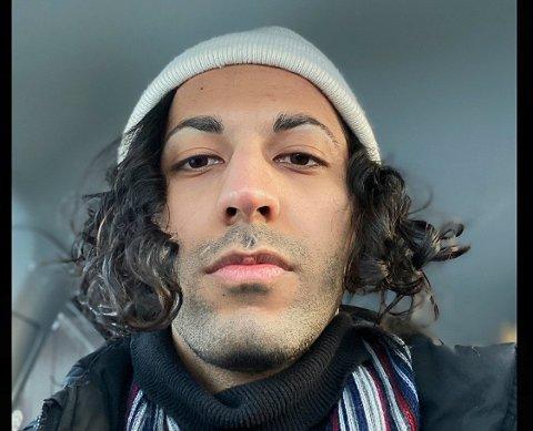SEKSERE: Helal Said har fått sekser i norsk muntlig og skriftlig etter å ha bodd i Norge i bare fem år.