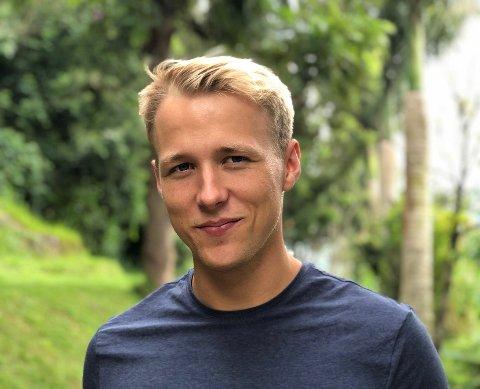 Magnus Rognerud har funnet produkter som amerikanere elsker. Det har han begynt å tjene gode penger på.