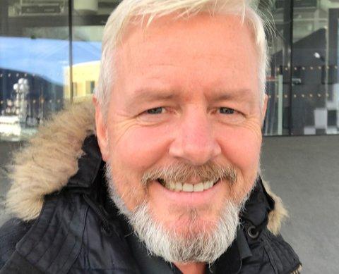 FIKK JOBBEN: Lars Sigurd Eide er ansatt som administrerende direktør i Futurum AS, og blir dermed også næringssjef i Narvik kommune.