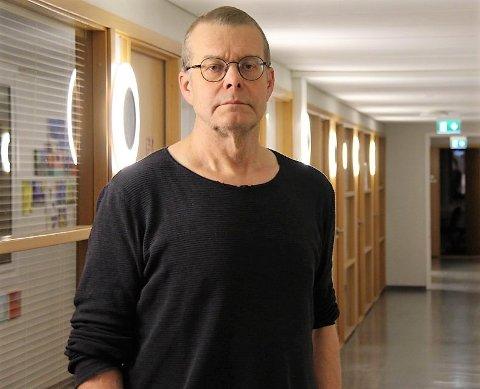 KRITISK: Kjell Arne Lie er lite fornøyd med hvordan Arbeiderpartiet har opptrådt i budsjettarbeidet.