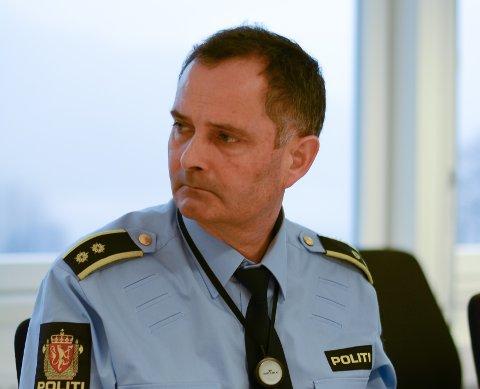Lensmann Sigurd Børve er bekymra.