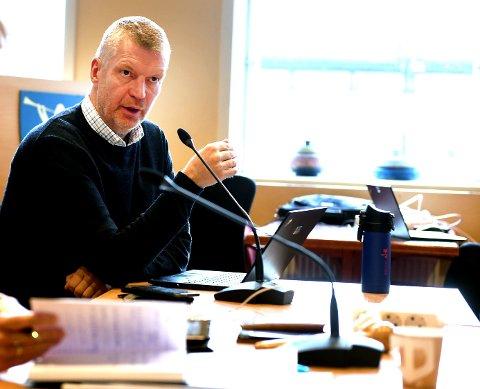 SKIFTER BEITE: Ola Helstad regner med å starte som kommunedirektør i Nordre Land i løpet av våren.