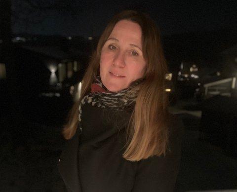 FORBEREDT: – Vi ser rundt oss og skjønner at ting kan skje fort, og er godt forberedt, sier områdeleder skole, Katti Anker Teisberg i Nordre Follo kommune.
