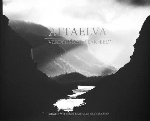 Her er coveret på boka som lanseres i dag i Alta. Alle . Foto: Torgeir W. Skancke