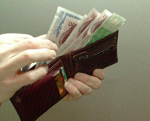TJENER STADIG MER: 158 personer i Ringerike, Hole og Jevnaker har en årsinntekt på mer enn to millioner kroner.