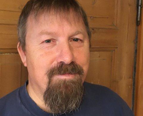 LISTETOPP: John Bisgaard topper lista til Jevnaker Frp.