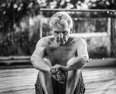 STERKE BILDER: Bildene viser hans liv fra han fikkdiagnosen og til etter døden har inntruffet.
