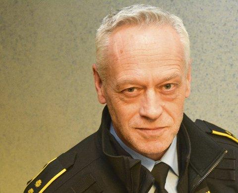KJENNING: – Vi har regelmessig å gjøre med mannen som ble pågrepet tirsdag, sier etterforskningsleder Bent Øye.