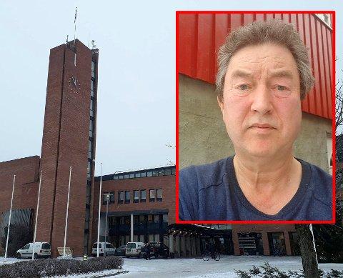 FRUSTRERT: Strømlingen Frank Engelsen mener det er noe som ikke fungerer i nye Lillestrøm kommune.