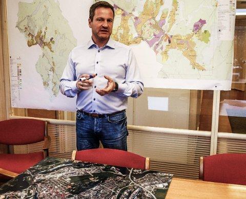 Morgan Pettersen håper på god deltagelse på næringskonferansen Flyt i september.