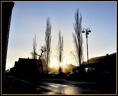 SOLEN SKINNER: Meteorologene melder sol, sol, sol de neste dagene og ut neste uke.
