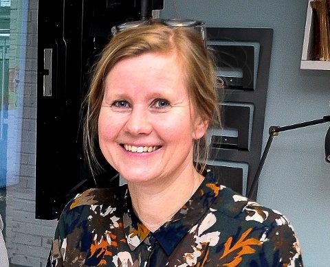 IBSENBIBLIOTEKET: Arbeidet med Ibsenbiblioteket pågår for fullt. Prosjektleder Gunn Marit Christenson drar snart sammen med styringsgruppe og politikere til Odense for å få inspirasjon til prosjektet.