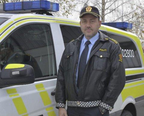 Odd Arvid  Bjørnbakk: Overtok som lensmann da Bent Moland  gikk av med pensjon i 2014. Nå er både Tvedestrand lensmannsdistrikt og Vegårshei lenmannsdistrikt blitt en del av nye Holt lenmannsdistrikt, og lenmannsstillingen hans er fjernet.