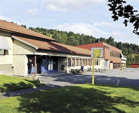 Elevtallet synker: På Vegårshei Skule møter 20 spente elever opp for sin første skoledag førstkommende mandag. Det er under normalen, men rektor Ingunn Lund ser likevel at elevtallet er synkende.