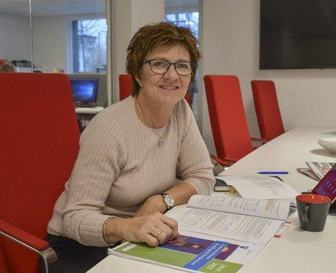 Mislykkes med integrering?: Ordfører Marianne Landaas (H) erkjenner at for få innvandrere kommer seg i arbeid, og for mange havner dermed i sosialhjelpstatistikken.