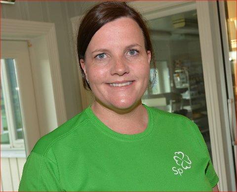 Frå næringsfond: Ordførar Linda Mæhlum Robøle (Sp) vil bruke pengar frå næringsfondet som krisetiltak for næringslivet i Etnedal.