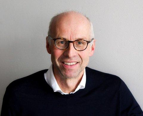 Per Morten Lund er regionvegsjef i Statens vegvesen.