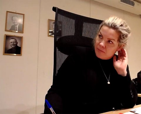 Bekymret: Ordfører Aase Refsnes er bekymret både over det nye smitteutbruddet i Steigen og at innbyggere i kommunen klan være nærkontakter til smitteutbrudd andre steder i landet.
