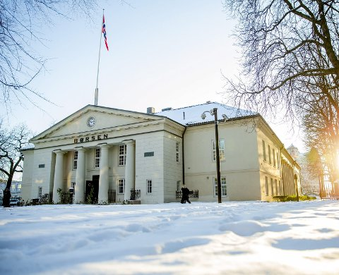 Både nederlandske Euronext og amerikanske Nasdaq har lagt inn bud på Oslo Børs.  FOTO: NTB SCANPIX