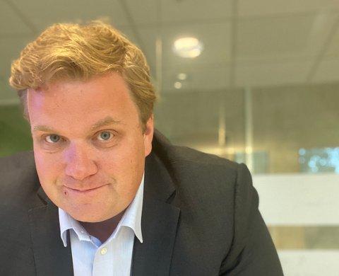 Administrerende direktør i Chili Mobil Lars Ryen Mill.