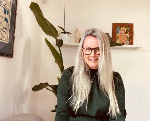 PÅVIRKES INDIVIDUELT: Margrethe Klippenberg forteller at seksualiteten vår påvirkes individuelt. For noen blir det en strategi for å komme seg gjennom en vanskelig tid. For andre blir det stikk motsatt.