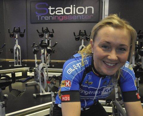 SATSER: Tina Andreassen dropper internasjonale løp denne sesongen, men håper å kjempe i toppen i norgescupen og NM.