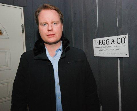 FORSVARER: Det er advokat Hans Arne Nysæter som er den bedrageritiltalte kvinnens forsvarer.