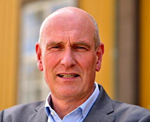 Geir Øystein Andersen slutter som eiendomsdirektør i KKE. Han starter i ny jobb 1. november 2019