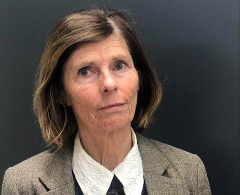 IKKE PÅ SKOLEN: Det er så langt ikke noe som tyder på at smitte har skjedd på skolen, forteller rektor Elisabeth Edding.