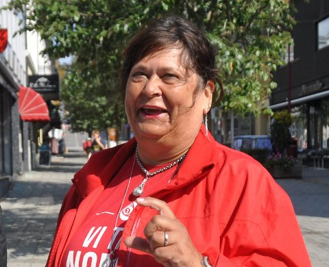 VIL BLI HELSESJEF: Sonja Mandt ønsker seg jobben som kommunalsjef for helse og omsorg. – Det er et felt jeg har god kjennskap til fra før, sier 57-åringen, som har sittet på Stortinget for Ap de siste 12 årene.
