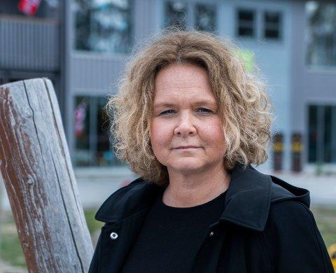 LEDER: Trude Moen Sydtangen i Læringsverkstedet forteller om koronasmitten i barnehagen.