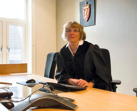 PLANLEGGINGSMØTE: TIngrettsdommer Randi Carlstedt ledet telefonmøtet 5. januar, der det framkom at begge parters prosessfullmektiger sier ja til rettsmekling.