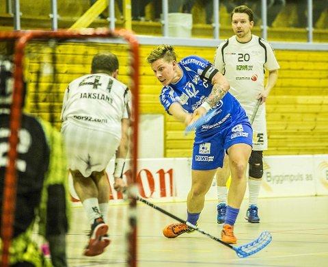VM-DEBUTANT: Patrick Hjemgård er endelig tatt ut til VM i en alder av 29 år.